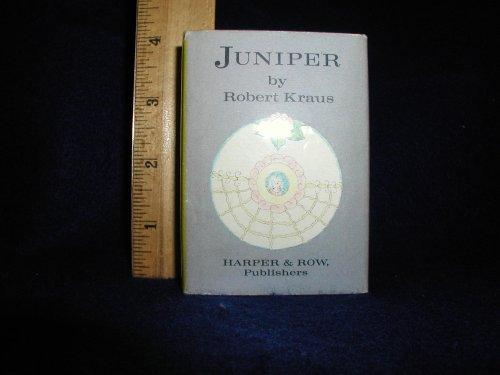 9780060232955: Juniper
