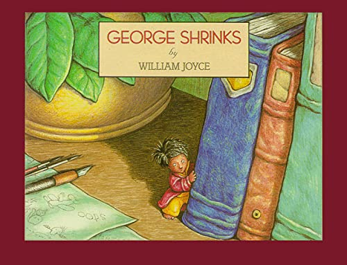9780060232993: George Shrinks Mini Book