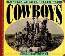 9780060233181: Cowboys: A Library of Congress Book