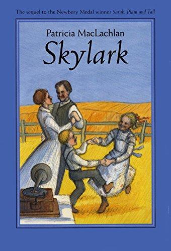 Skylark.: MACLACHLAN, Patricia.
