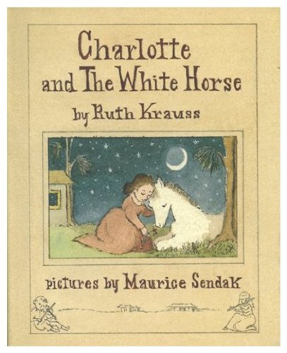 9780060233600: Charlotte and the White Horse