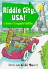 9780060233693: Riddle City, Usa!: A Book of Geography Riddles