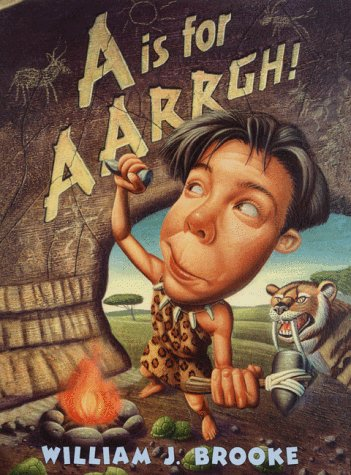 9780060233945: A is for Aarrgh!
