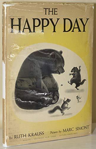 9780060233952: Happy Day