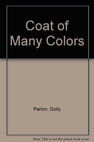9780060234140 coat of many colors - Dolly Parton Coat Of Many Colors Book