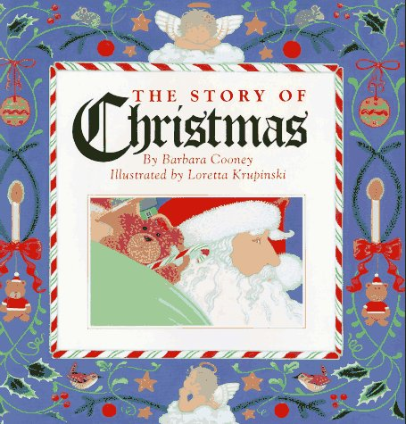 9780060234331: The Story of Christmas (Trophy Picture Books)