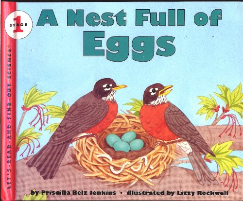 9780060234416: A Nest Full of Eggs (Let's Read-And-Find-Out Science)