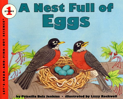 9780060234423: A Nest Full of Eggs (Let's-Read-And-Find-Out Science: Stage 1)