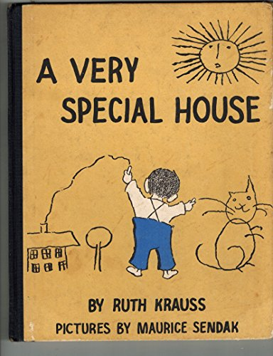 9780060234560: Very Special House, A