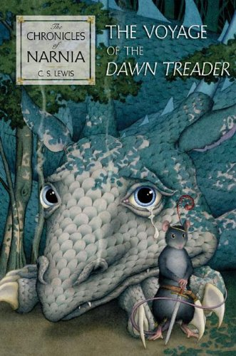 9780060234867: The Voyage of the Dawn Treader the Voyage of the Dawn Treader (Chronicles of Narnia)