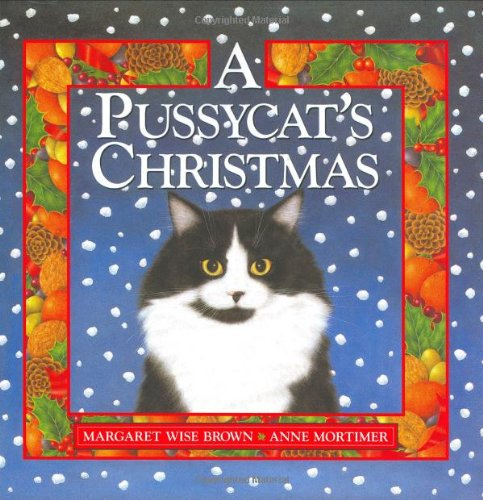 9780060235321: A Pussycat's Christmas