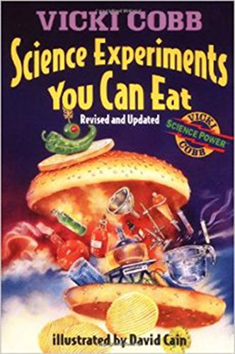 9780060235345: Science Experiments You Can Eat