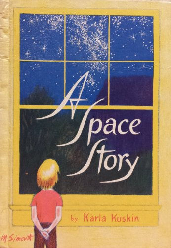 9780060235413: Space Story