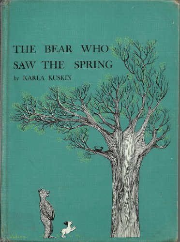 9780060235765: Bear Who Saw the Spring
