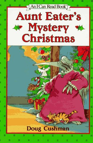 9780060235796: Aunt Eater's Mystery Christmas (An I Can Read Book)