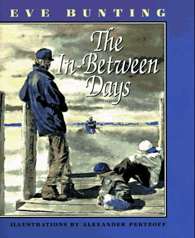 9780060236090: The In-Between Days