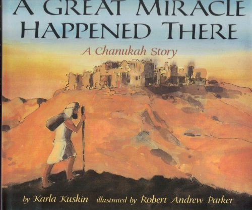 9780060236175: A Great Miracle Happened There: A Chanukah Story