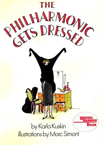9780060236229: The Philharmonic Gets Dressed