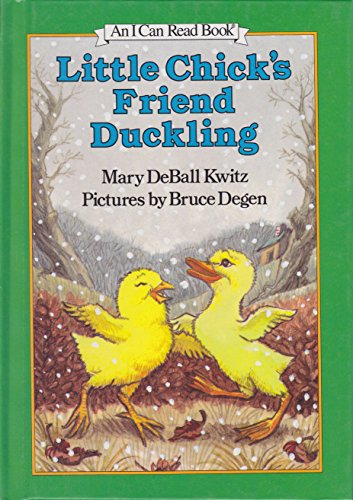 9780060236380: Little Chick's Friend Duckling (An I Can Read Book)