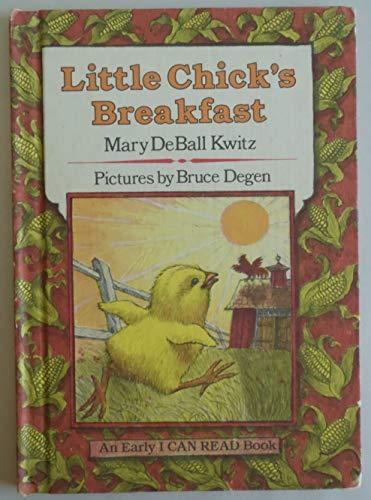 9780060236748: Little Chick's Breakfast