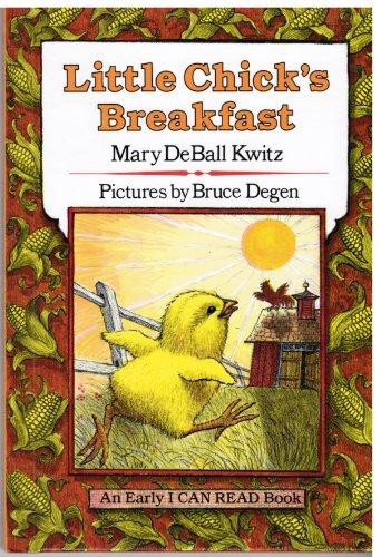 9780060236755: Little Chick's Breakfast