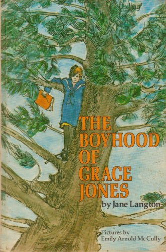 9780060236861: The Boyhood of Grace Jones