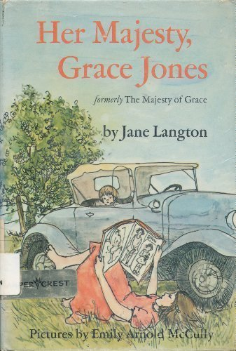 9780060236915: Her Majesty, Grace Jones (formerly The Majesty of Grace)