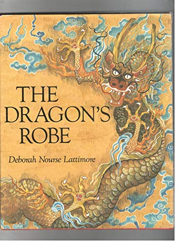 9780060237233: The Dragon's Robe