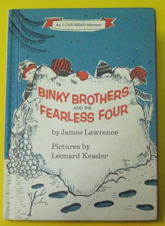 9780060237608: Binky Brothers and the Fearless Four