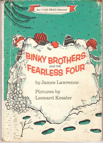 9780060237615: Binky Brothers and the Fearless Four