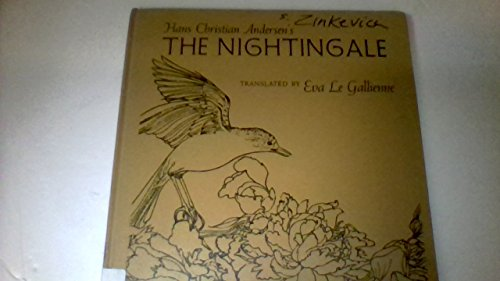 9780060237806: Hans Christian Andersen's the Nightingale