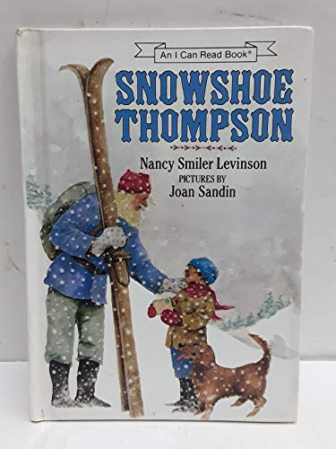 9780060238018: Snowshoe Thompson
