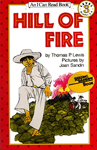 9780060238049: Hill of Fire (I Can Read Books)