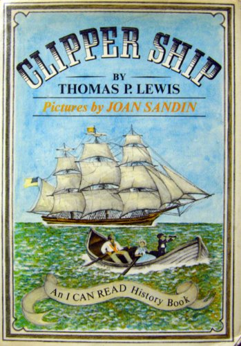 9780060238087: Clipper Ship (An I Can Read History Book)