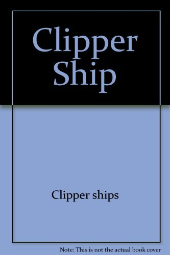 9780060238094: Clipper Ship (I Can Read History Book)