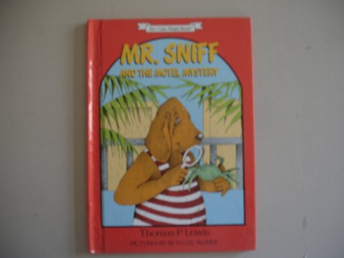 9780060238247: Mr. Sniff and the Motel Mystery (An I Can Read Book)