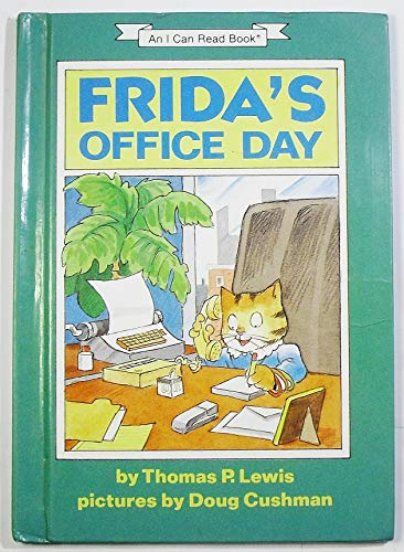 9780060238438: Frida's Office Day (I Can Read!)