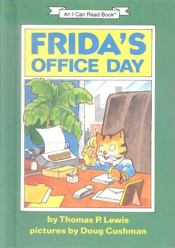 9780060238445: Frida's Office Day (I Can Read Book)