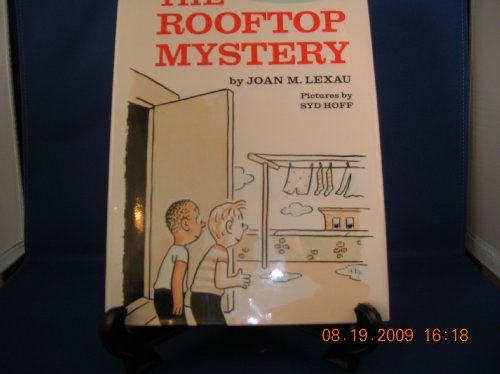 9780060238650: Rooftop Mystery