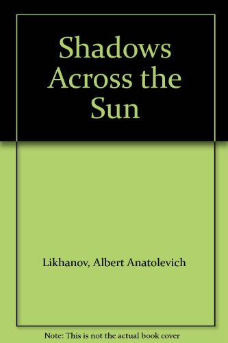 9780060238698: Shadows Across the Sun