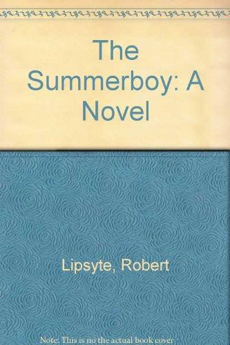 9780060238896: The Summerboy: A Novel