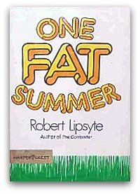 9780060238957: One fat summer