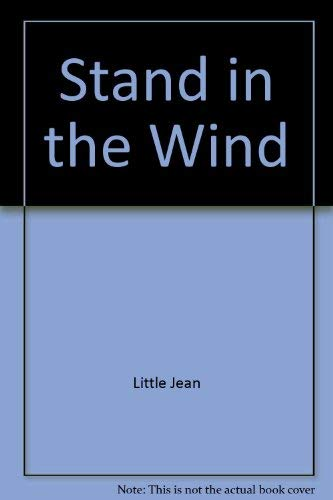 9780060239046: Stand in the Wind
