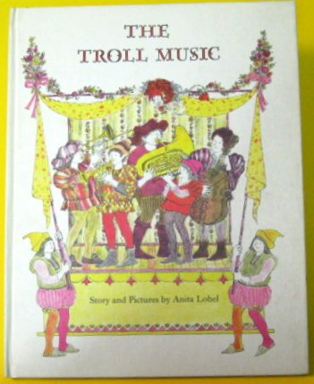 9780060239305: The Troll Music