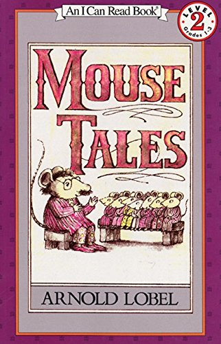 9780060239411: Mouse Tales (I Can Read Books: Level 2)