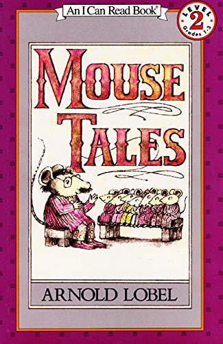 9780060239428: Mouse Tales (I Can Read Book 2)