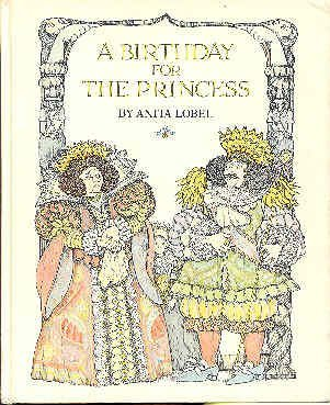 9780060239435: A Birthday for the Princess