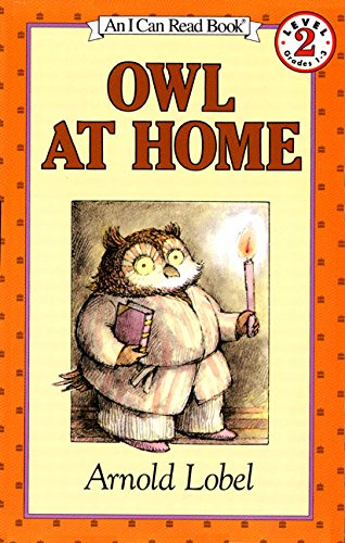 9780060239497: Owl at Home (I Can Read Level 2)