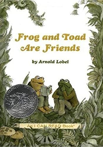 9780060239572: Frog and Toad Are Friends (An I Can Read Book)