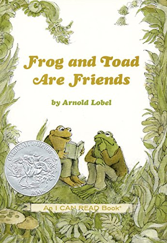 9780060239589: Frog and Toad Are Friends (I Can Read Level 2)